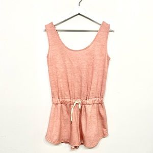 Enough About Me Romper Sleeveless Casual